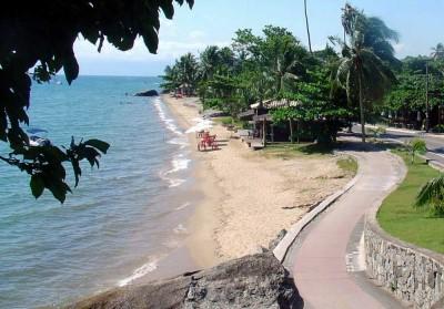 1- Praia do Perequê