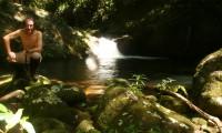 Cachoeira da Laje Preta em Ilhabela