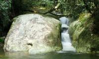 Cachoeira da Água Branca em Ilhabela