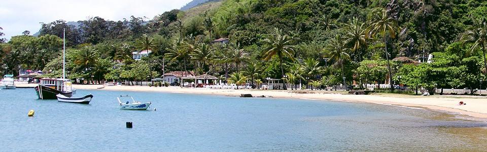 Guia de praias da Ilhabela